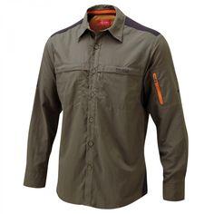 Bear Grylls Men's Trek Long Sleeve Shirt by Craghoppers