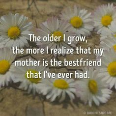 I miss you every single day Mom.......