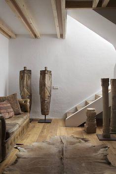 La elegante y preciosa casa del decorador Toni Espuch - Nomadbubbles