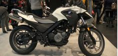 2013 BMW G650 GS Dual Sport Motorcycle