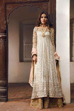 Rema & Shehrbano's bridal collection featuring model Alyzeh Gabol