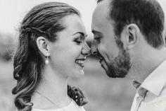 Прогулка жениха и невесты, мужа и жены