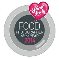 Pink Lady Food Photographer Of The Year 2014