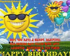 Free birthday videos | Etsy Happy Birthday Song Video, Animated Happy Birthday Wishes, Birthday Wishes Greetings, Happy Birthday Wishes Quotes, Singing Happy Birthday, Happy Birthday Cakes, Man Birthday, Birthday Cards, Birthday Gifs
