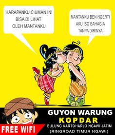 Lucu Bahasa Jawa Kartun Wayang