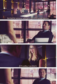 Arrow - Oliver & Felicity #2.1 #Season2