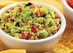 Chili's Fire-Grilled Corn Guacamole