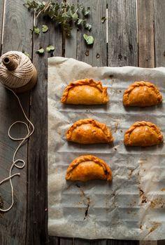 Empanadillas de atún - Tuna empanadas - Paula  Dopico