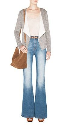 Style /& Co Women's Boyfriend Mid Rise Pants Size 12 WP31