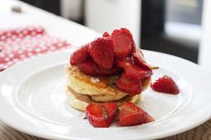best ever fluffy pancakes by LeLo
