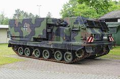 Bundeswehr Multiple Launch Rocket System (MLRS) M270 | Flickr ...