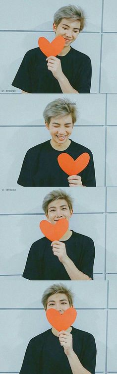 We love u namjoon ❤