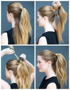 Easy Hairstyles For Women To Look Stylish In No Time Easy Hairstyles for Women are an all in one solution for getting an instant stylish look. Here are some selective step by step easy hairstyles to achieve Easy Everyday Hairstyles, Fast Hairstyles, Weave Hairstyles, Girl Hairstyles, Simple Hairstyles, Easy Ponytail Hairstyles, Cute Ponytails, Office Hairstyles, Amazing Hairstyles