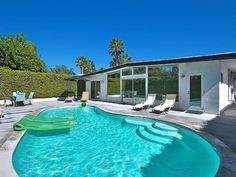 Cool off in this fantastic pool!