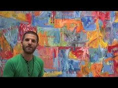 "▶ ""Map"" by Jasper Johns, 1961 | MoMA Education - YouTube"