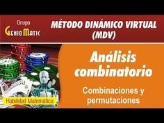 Combinaciones y permutaciones, Teoría (Mc24-3) - YouTube