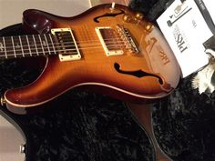 PRS Hollow Body I Music Instruments, Guitar, Guitars, Musical Instruments