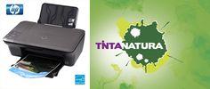 Consigue una Impresora Multifunción HP Deskjet 1050 con Tinta Natura