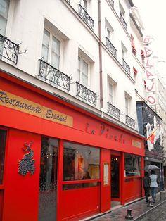 Rue de Lappe, Paris XI