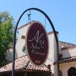 Alex Italian Restaurant Rutherford, CA #rutherford #italian