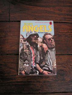 Rare Vintage 1975 Rogue Angels Book Peter Cave Hell's Angels Suedeheads Bikies Skinhead American Cars Motor Cycles Motor Bike Gangs by VintageBlackCatz on Etsy