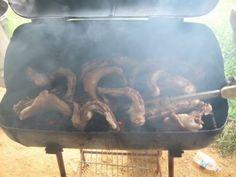 Mennonite Roasted Pig Tails Recipe