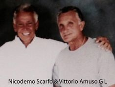 Former Boss of the Philadelphia Scarfo Family and NY Mob Luchese Family Boss