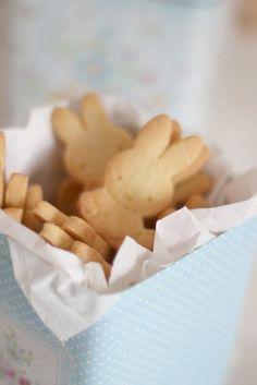 Bunny cookies #miffy #nijntije #cookies