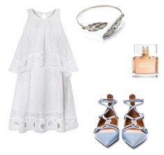 """""""Untitled #1"""" by niamhloftus ❤ liked on Polyvore featuring Valentino and Givenchy"""