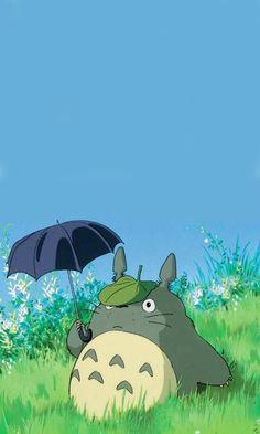 "Studio Ghibli ""My Neighbor Totoro"" Lightbox, Card, Wall Art Studio Ghibli Art, Studio Ghibli Movies, Cute Cartoon Wallpapers, Animes Wallpapers, Anime Wallpapers Iphone, Arte Peculiar, 3d Wall Art, Girls Anime, My Neighbor Totoro"