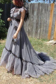 gothic bohemian themed wedding - Google Search