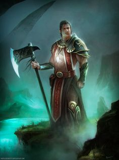 Albions Legacy Sir Percival by HELMUTTT.deviantart.com on @deviantART
