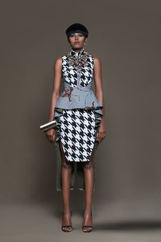 COUP DE CLASSE • Christie Brown Ghana