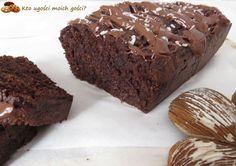 Kto ugości moich gości?: Ciasto czekoladowe z kaszy gryczanej - bez mąki i cukru (Zdrowe słodycze #1) Gluten Free, Bread, Cookies, Cake, Desserts, Food, Anna, Polish, Diet