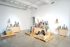 Stephanie SyJuco: Raiders (Redux) - Catherine Clark Gallery, San Francisco, CA