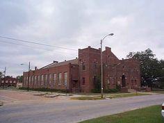 Waycross, GA : The City Auditorium