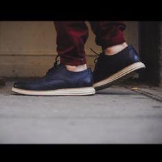 Lunargrand. #reebok #followback #kicks #sneakerwatch