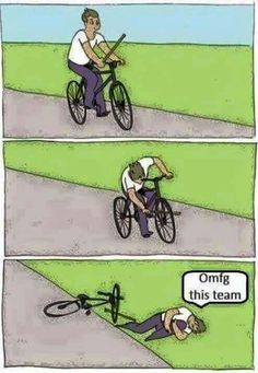 League of legends in a nutshell.