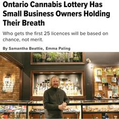 The applications are in and the draw is tomorrow. Click the link in our bio for the full article from Queen Street West, The Draw, Ontario, Toronto, This Is Us, Peace, Link, Instagram, Sobriety
