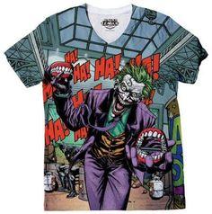 Camiseta de Joker en todas las tallas
