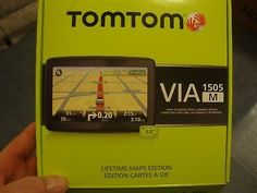cool TomTom VIA 1505M Automotive Mountable GPS Lifetime Maps Edition - For Sale View more at http://shipperscentral.com/wp/product/tomtom-via-1505m-automotive-mountable-gps-lifetime-maps-edition-for-sale/