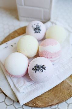Fool proof homemade bath bombs DIY