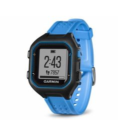 Garmin Forerunner 25 GPS Running Watch with Smart Notifications Tracks distance, pace, heart rate and calories Instantly share runs and activity tracking progress with Running Watch, Running Gear, Track Distance, Last Mile, Waterproof Fitness Tracker, Smartphone, Android Watch, Fitness Watch, Gps Navigation