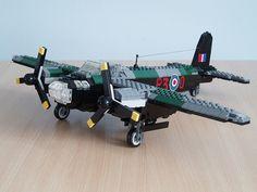 Mosquito  #flickr #LEGO #plane