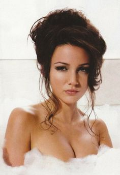 Michelle Keegan English actress and model