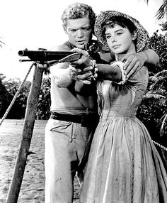"James MacArthur starred with Janet Munro in the classic Disney film ""Swiss Family Robinson"" (1960), playing one of the sons of a shipwrecked family that builds a life on a tropical island.  See full story"