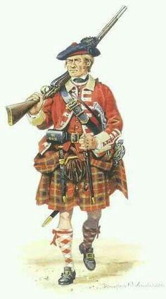 Scottish Soldier--F&I???