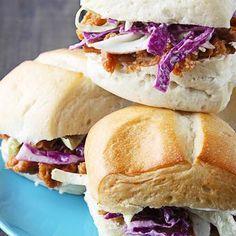 Carolina Style Pulled Pork Sliders Recipe - ZipList