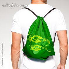Slippers bag | By ailofiu tees