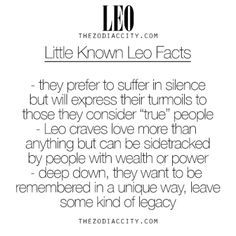 Little Known Facts About Leo.For more information on the zodiac signs, clickhere.
